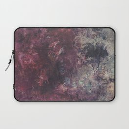 acrylic grunge Laptop Sleeve