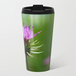 Thistle Metal Travel Mug