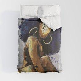 Naturally Queen XII Comforters