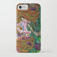 warcraft iPhone & iPod Cases featuring Welcome in Darnassus by Studinano by Shou'