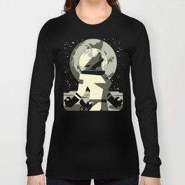Werewolf in the Moon Long Sleeve T-shirt