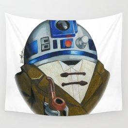 Sir R2D2 Wall Tapestry