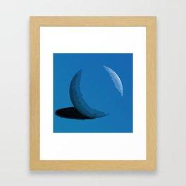 Invisiball Framed Art Print