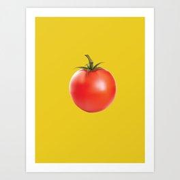 Tomato Art Print