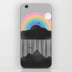 Beyond the Rain iPhone & iPod Skin