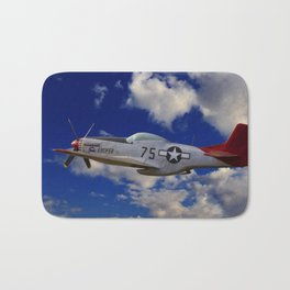 Tuskegee Airman Bath Mat