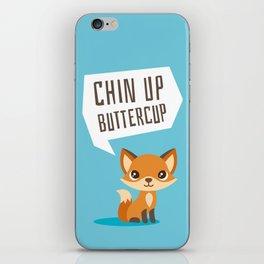 Buttercup Fox iPhone Skin