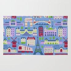 J'adore Paris Rug