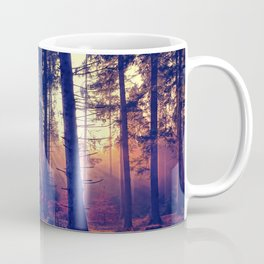 one morning in the middle of the forest Coffee Mug