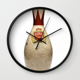 The Big Lebowski Wall Clock