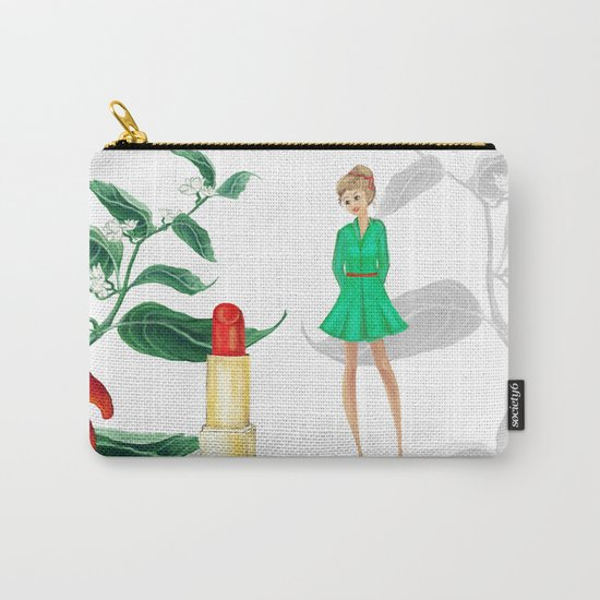 Contrasts Carry-All Pouch