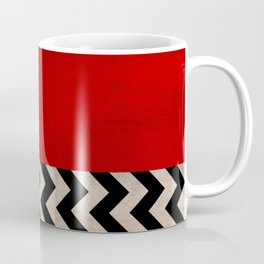 Twin Peaks - Red Room Coffee Mug