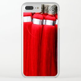 Moroccan Dream by Lika Ramati Clear iPhone Case