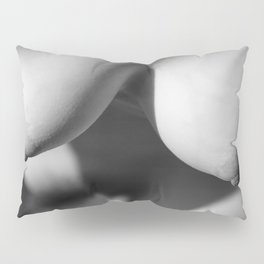 Approach. Sweet Naked Woman Pillow Sham