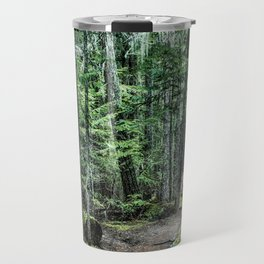 Nature Landscape Forest Trail Travel Mug