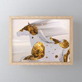 Integration 00 Framed Mini Art Print