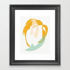 Matisse Shapes 8 Framed Art Print
