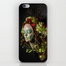 Acorn Harvest Muertita iPhone & iPod Skin