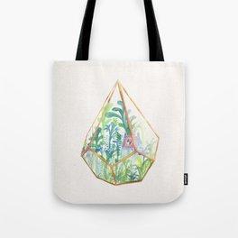 Terrarium II Tote Bag