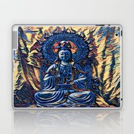 Glass temple of Marcy  Laptop & iPad Skin