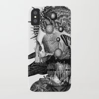 totem iPhone & iPod Cases featuring Totem by DIVIDUS