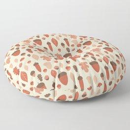 Acorns 4 Floor Pillow
