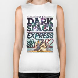 The Dark Space Biker Tank