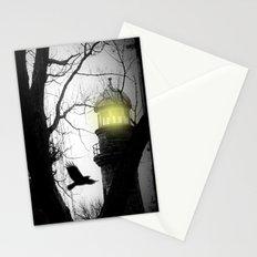 Night Light Stationery Cards