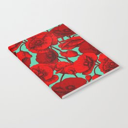 Poppies I Notebook