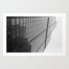 Sears (Willis) Tower, Chicago, Illinois Art Print
