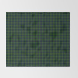 Ogilvie Tartan Throw Blanket