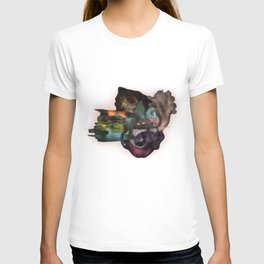 Cosmic Dust   Collage T-shirt