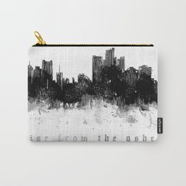 Detroit Rise From The Ashes Carry-All Pouch