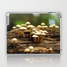 Mini mushrooms Laptop & iPad Skin