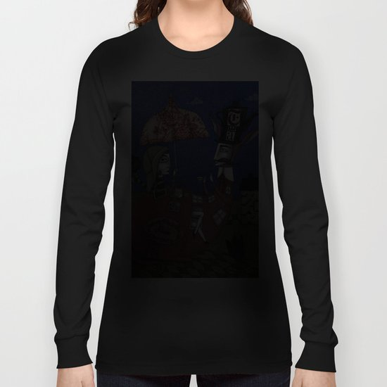 Tea for Two (1) Long Sleeve T-shirt
