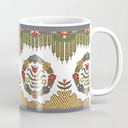 Folk Slavic embroidery colorfull Coffee Mug