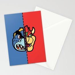 Old & New Bowser Stationery Cards