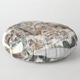 fusion Floor Pillow