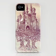 Castle in the Trees iPhone (4, 4s) Slim Case