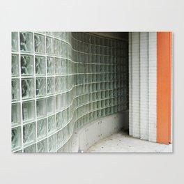 Curvature Canvas Print