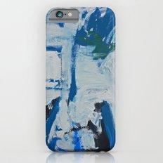 Italian Blue iPhone 6s Slim Case