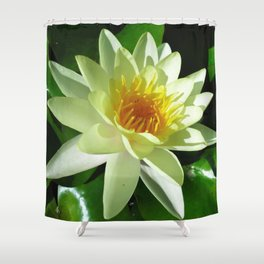 ninfea Shower Curtain