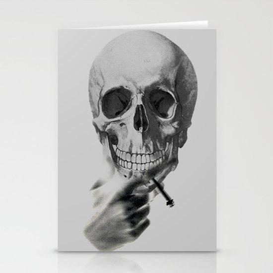skull#05 Stationery Cards