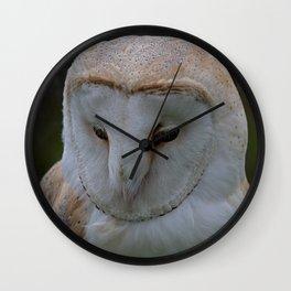 Bashful Wall Clock