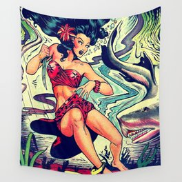 Seven Seas Wall Tapestry