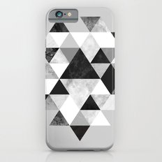 Graphic 202 Black and White Slim Case iPhone 6s