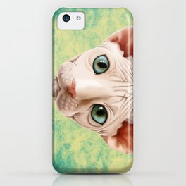 Sphynx iPhone Case