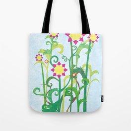 Unkept Garden Tote Bag