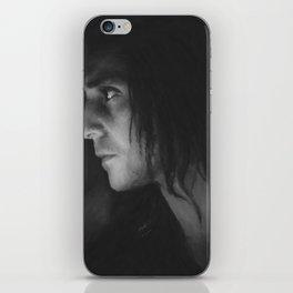 "Adam ""All I see is grey."" iPhone Skin"
