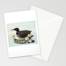 ALASKA LOON Stationery Cards